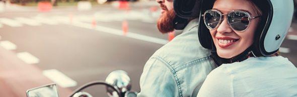 Compara con las mejores aseguradoras tu seguro de moto